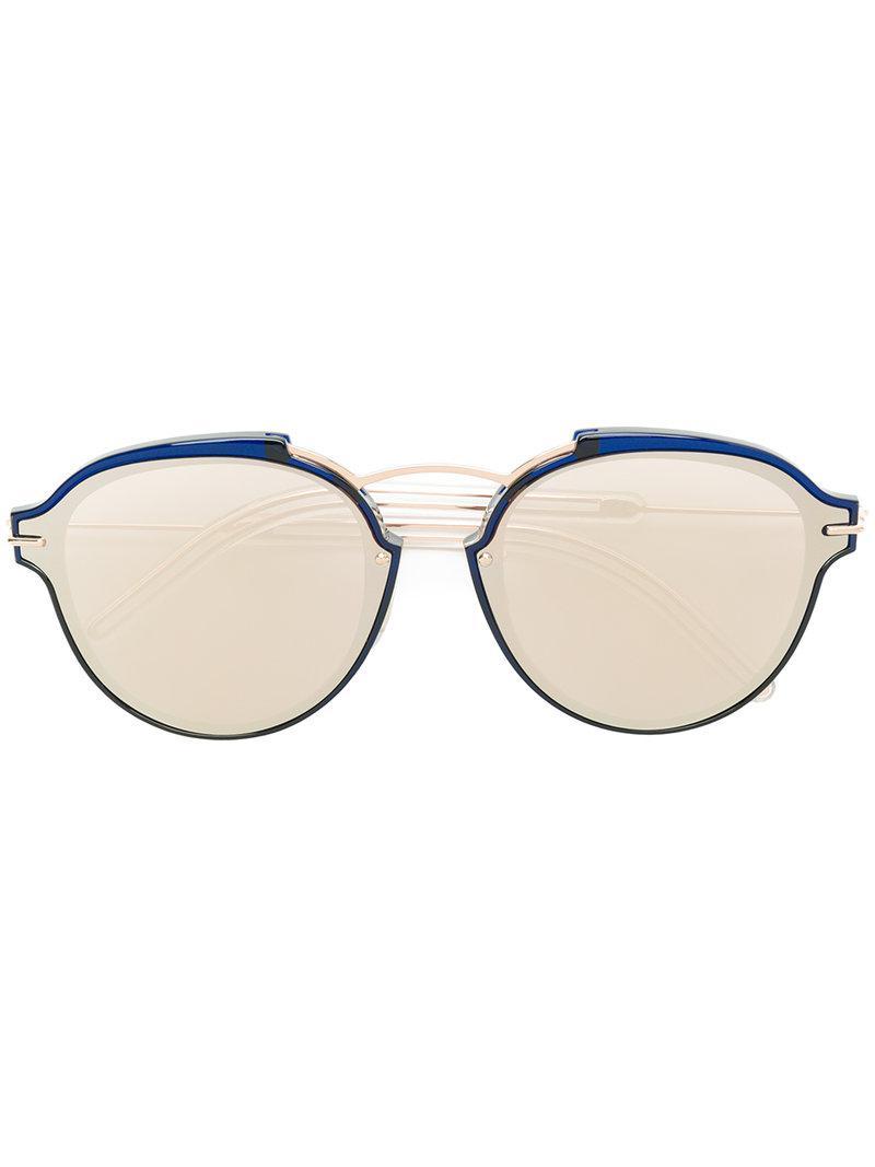 bd3d33b667 coloris de Eclat soleil Bleu en Dior Lyst Lunettes 7TqgR