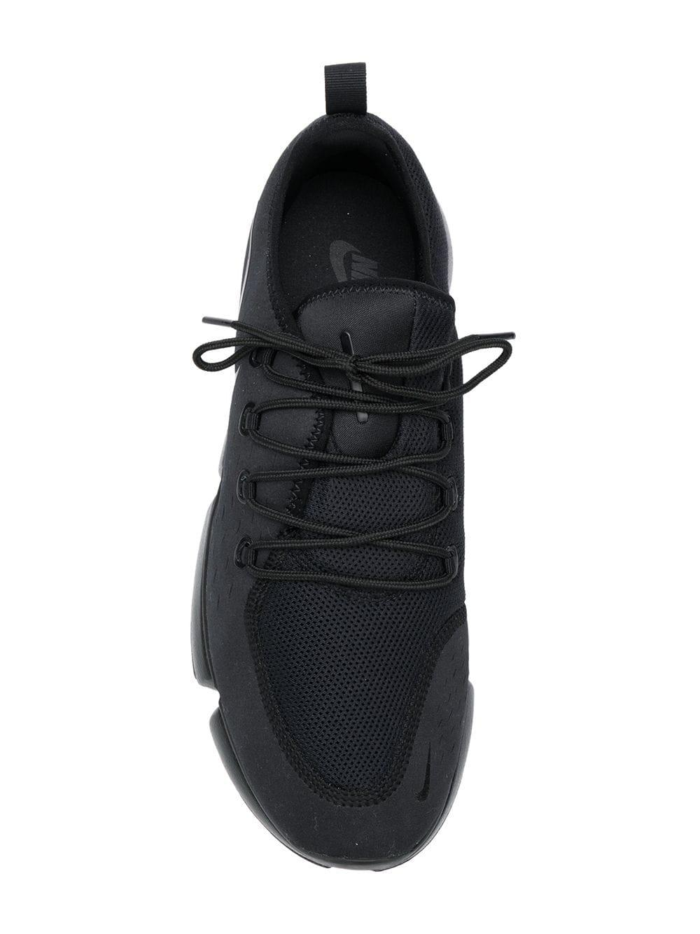 cad789cce9d8 Nike - Black Pocket Fly Dm Sneakers for Men - Lyst. View fullscreen