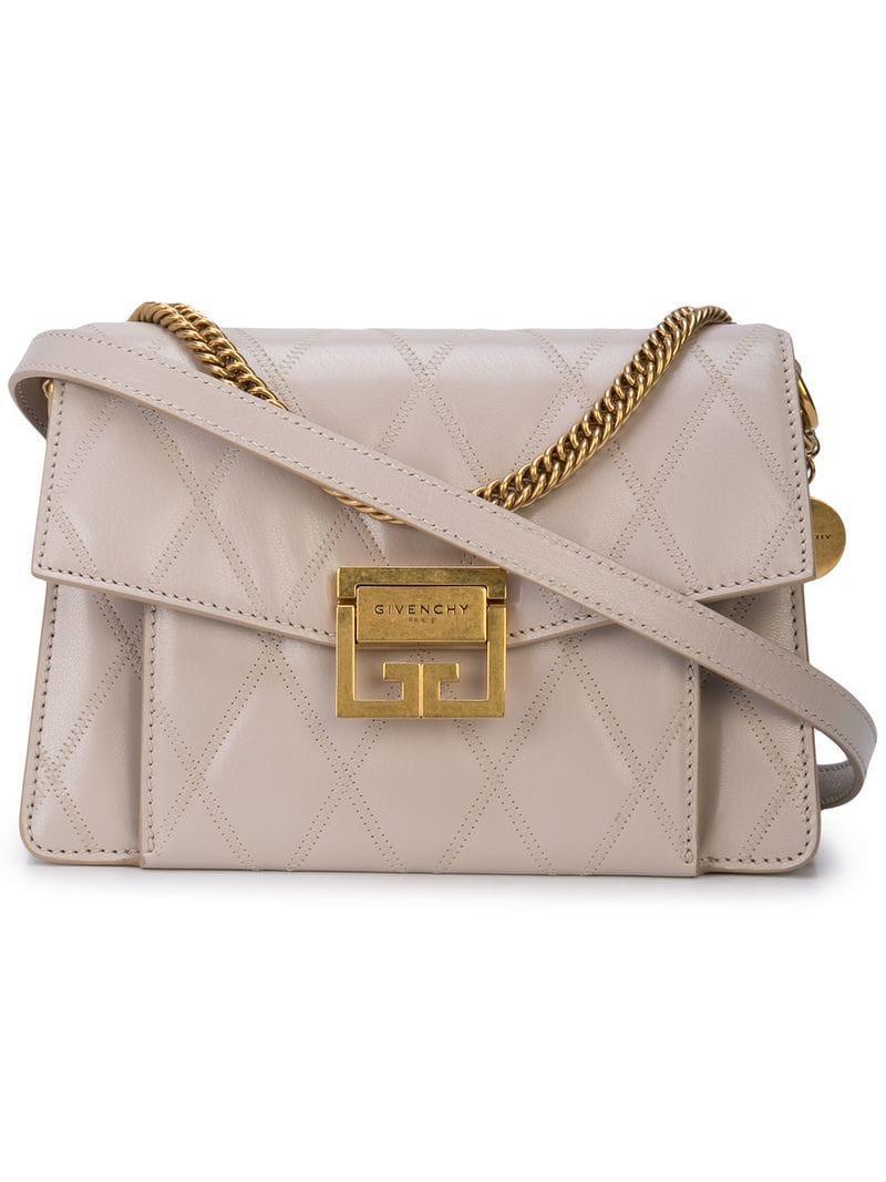 Givenchy - Multicolor Gv3 Small Crossbody Bag - Lyst. View fullscreen f150030a03631