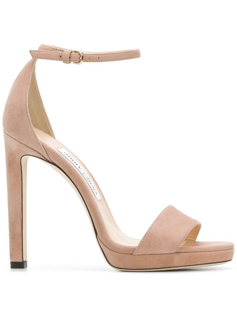 b6bc943771 Lyst - Jimmy Choo Misty 120 Pumps in Pink - Save 4%