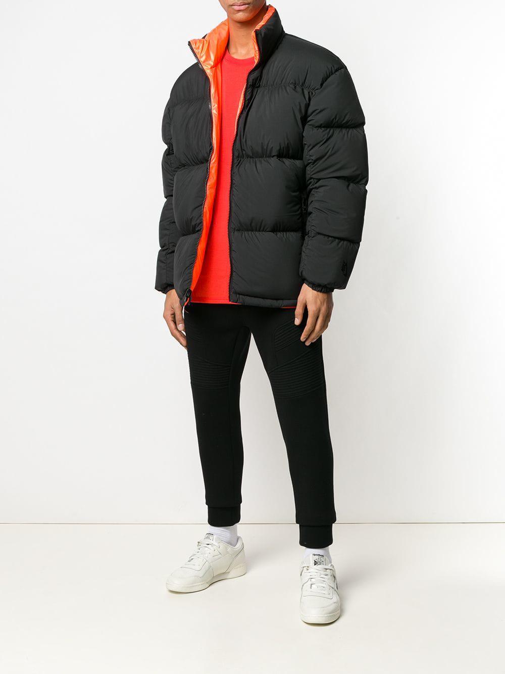 95c7197031eb Lyst - Nike Nrg Padded Jacket in Black for Men