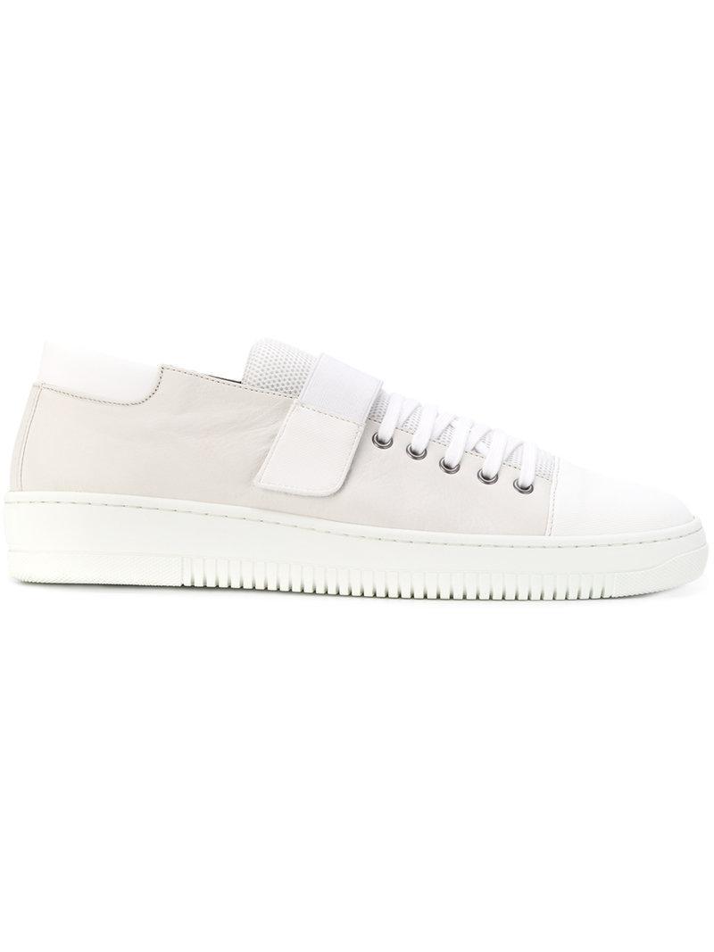 perforated detail sneakers - White Antonio Marras VzphGWL