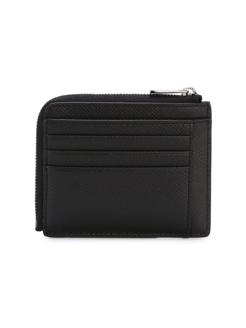 826c77c541050 Michael Kors Portemonnaie mit Reißverschluss ringsum in Schwarz für ...