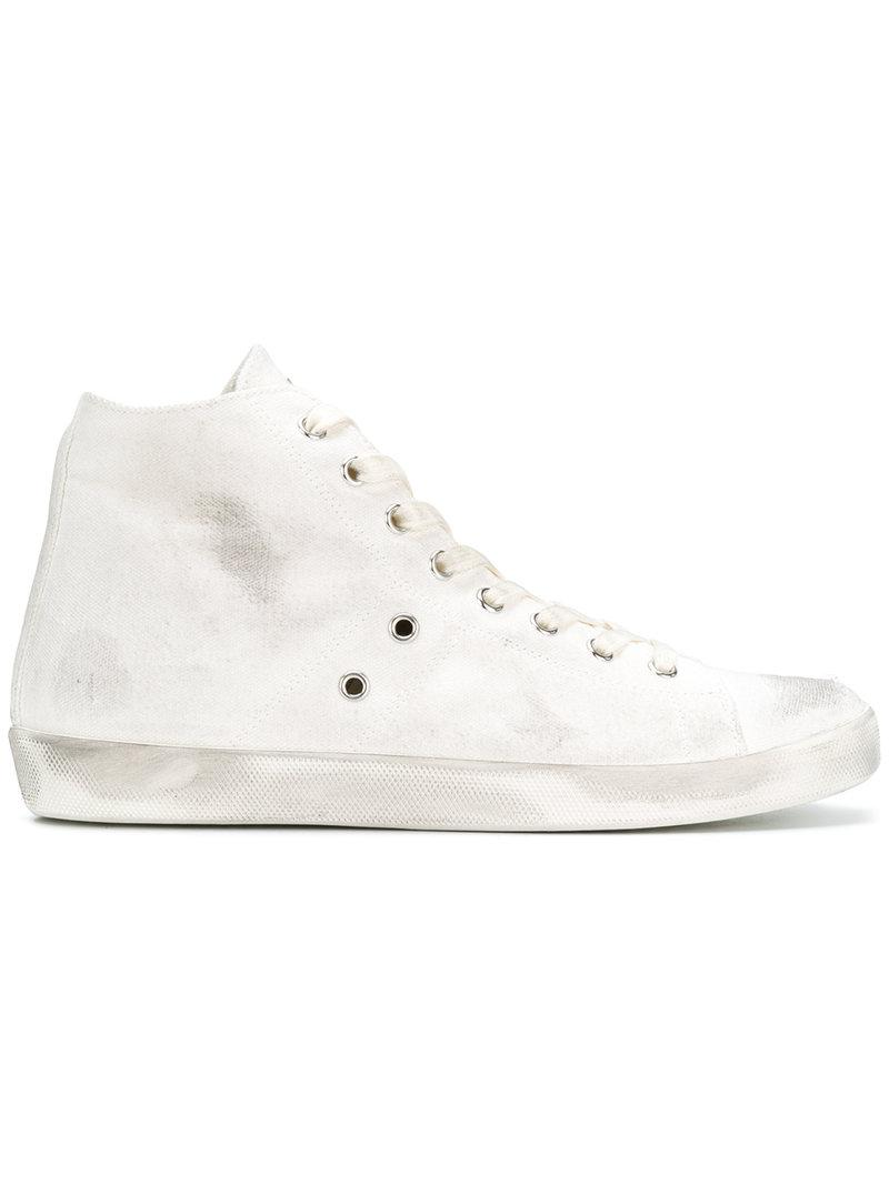 Leather Crown Warchive sneakers T0MC2