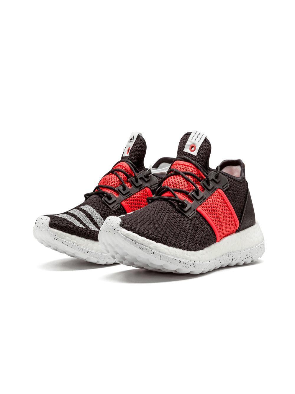 758d90d94e276 Adidas Pure Boost Zg Primeknit Li Sneakers in Black for Men - Lyst