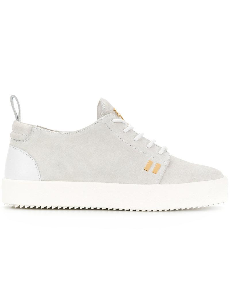 Giuseppe Zanotti Gordon low top sneakers 1Gyqjnp