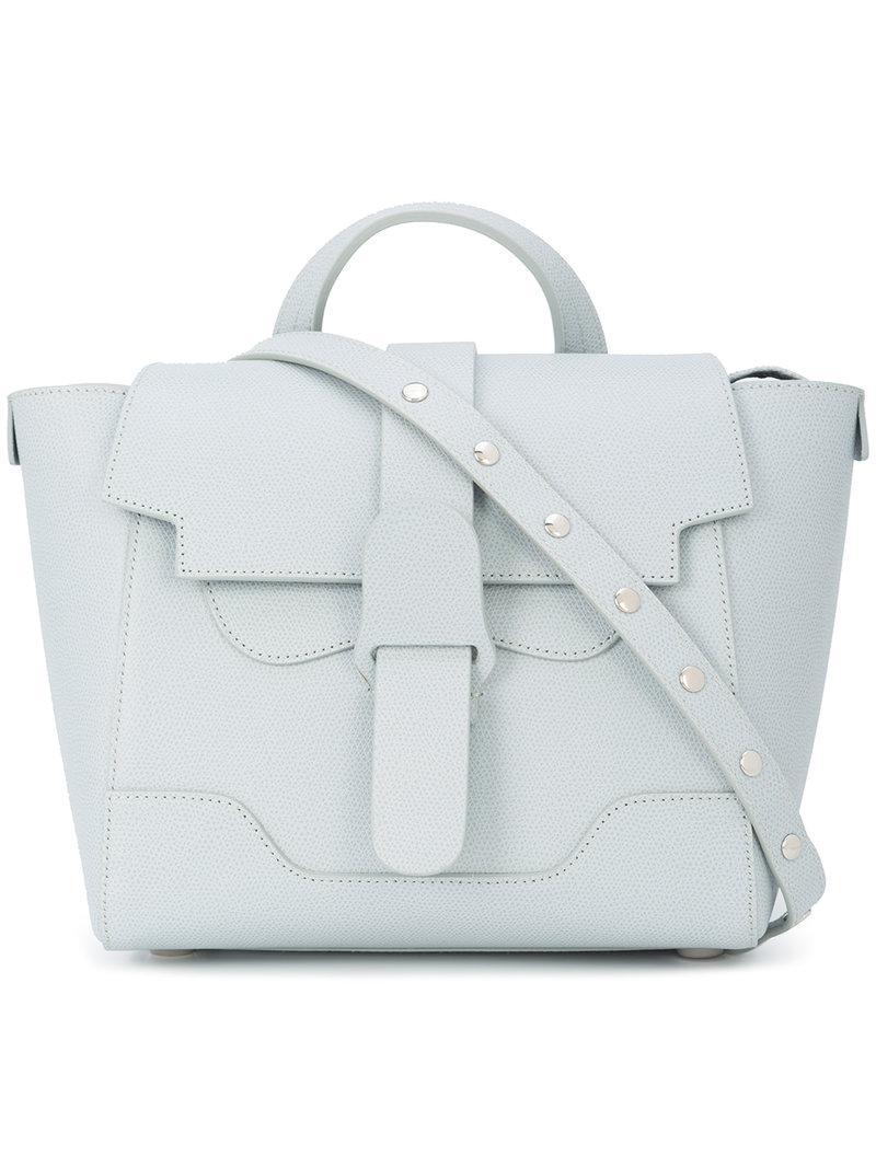 mini maestra bag - Grey Senreve sdp1ubR