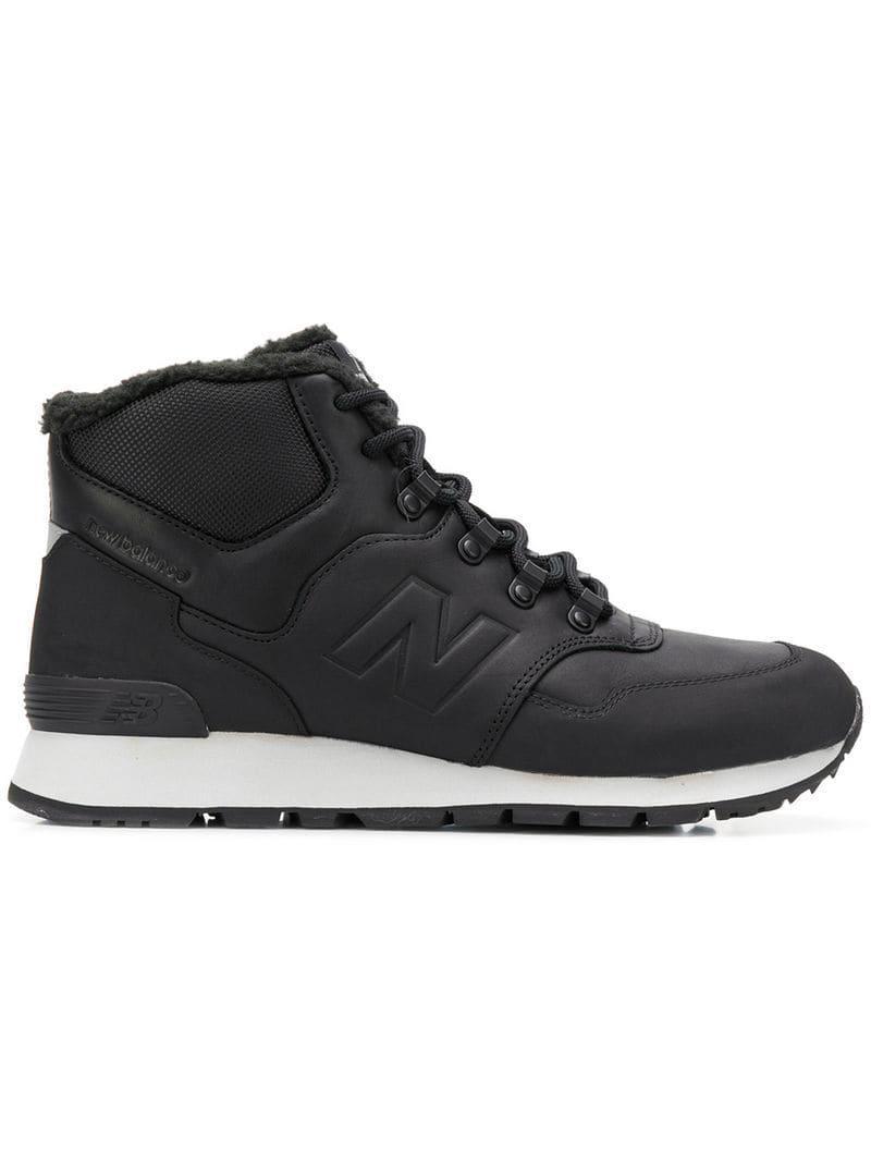 6c8b259860da0b Lyst - New Balance 755 Trail Hi-top Sneakers in Black for Men