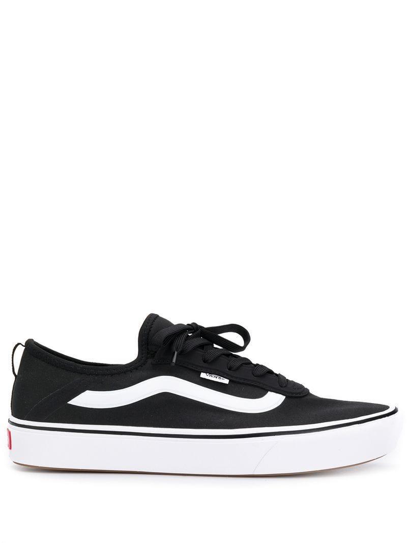 1cf6069d20 Vans Confycush Zushi Sneakers in Black - Lyst