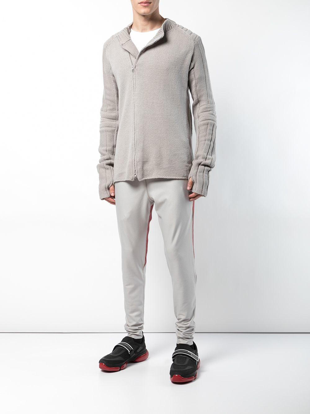 d83f6070ebe Nude - Gray Drawstring Track Pants for Men - Lyst. View fullscreen