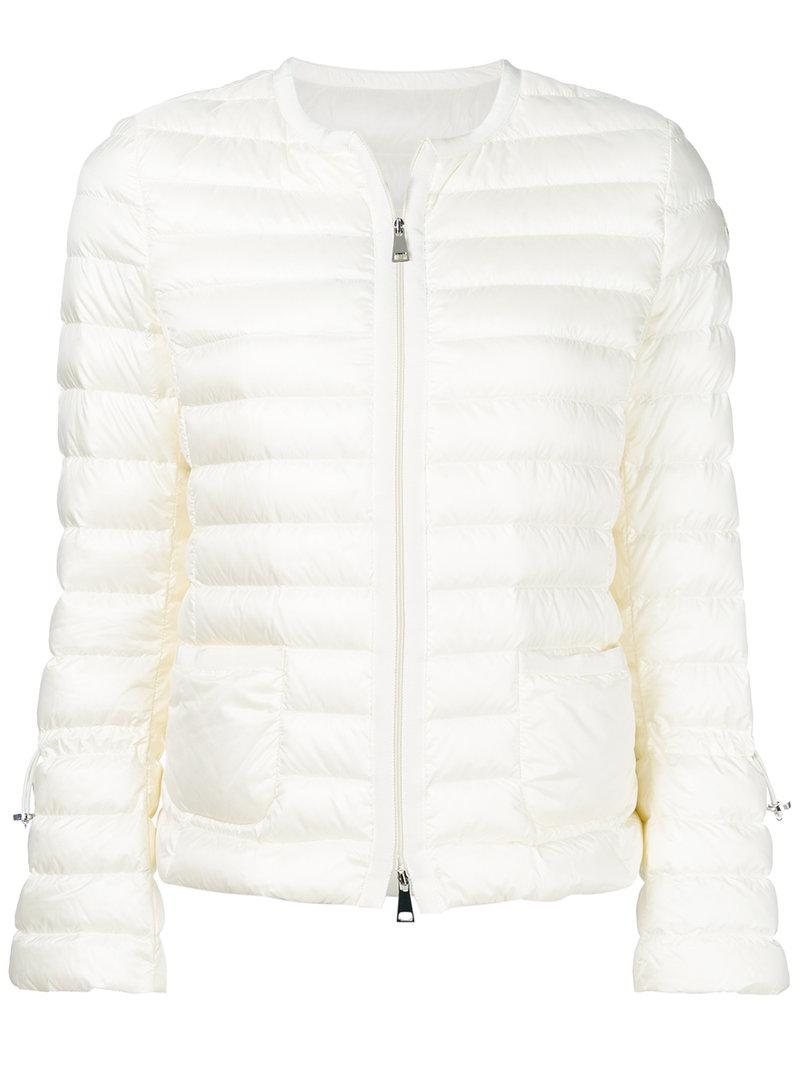 moncler View all Outerwear WHITE