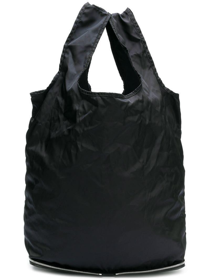 Lyst - Sac cabas classique Jil Sander pour homme en coloris Noir e7248461c9c