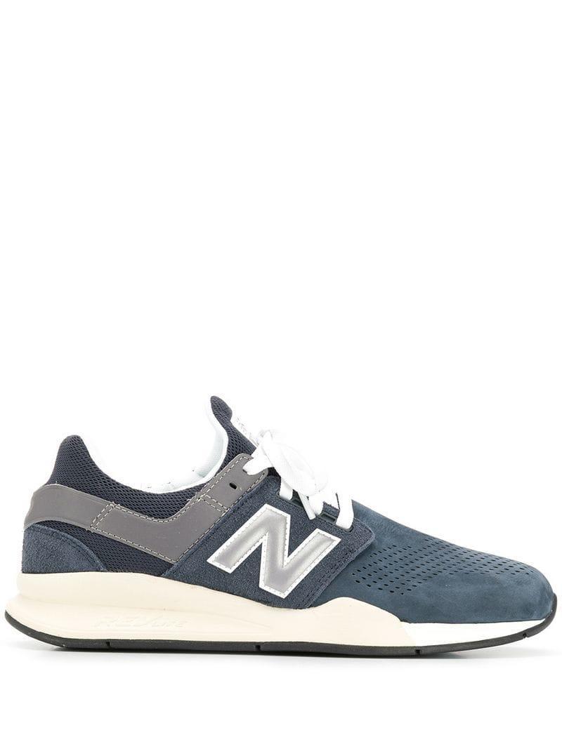 c0b9ec9178c34 Lyst - New Balance 247 Sneakers in Blue for Men