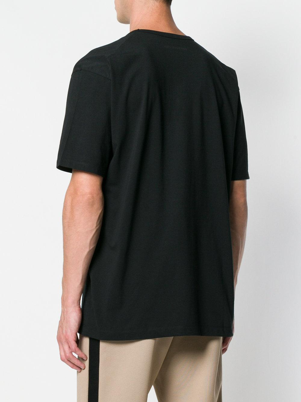 half sleeve tee - Black Issey Miyake Very Cheap Sale Online vgVHPTU9