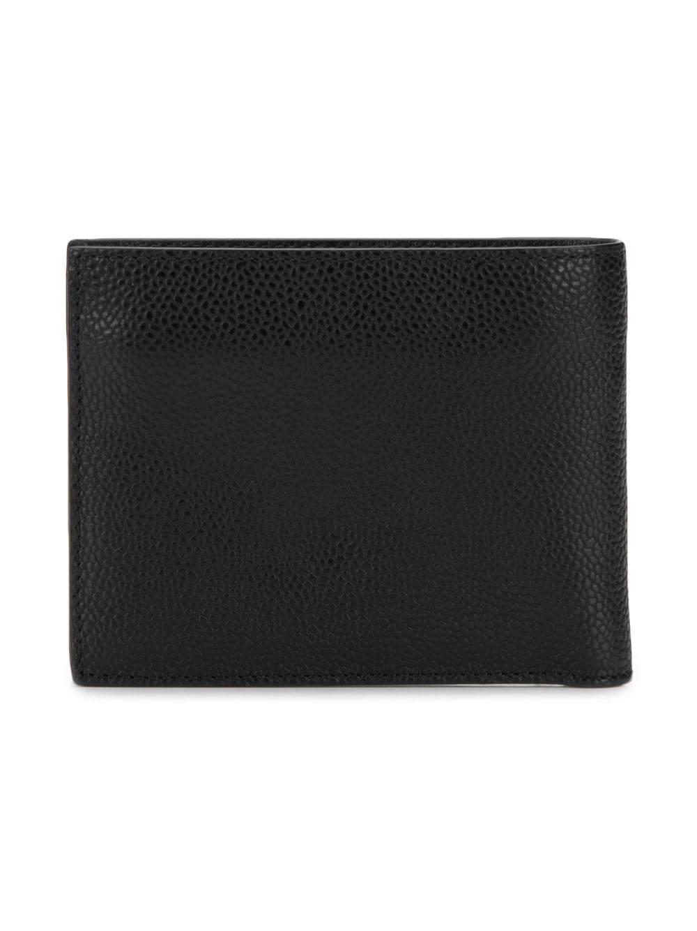 44bf455b1219 Lyst - Off-White c o Virgil Abloh Striped Wallet in Black for Men - Save 30%