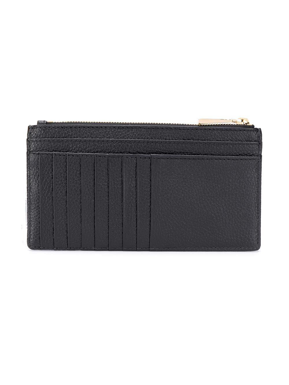 c1a974e84348e MICHAEL Michael Kors - Black Large Card Case - Lyst. View fullscreen