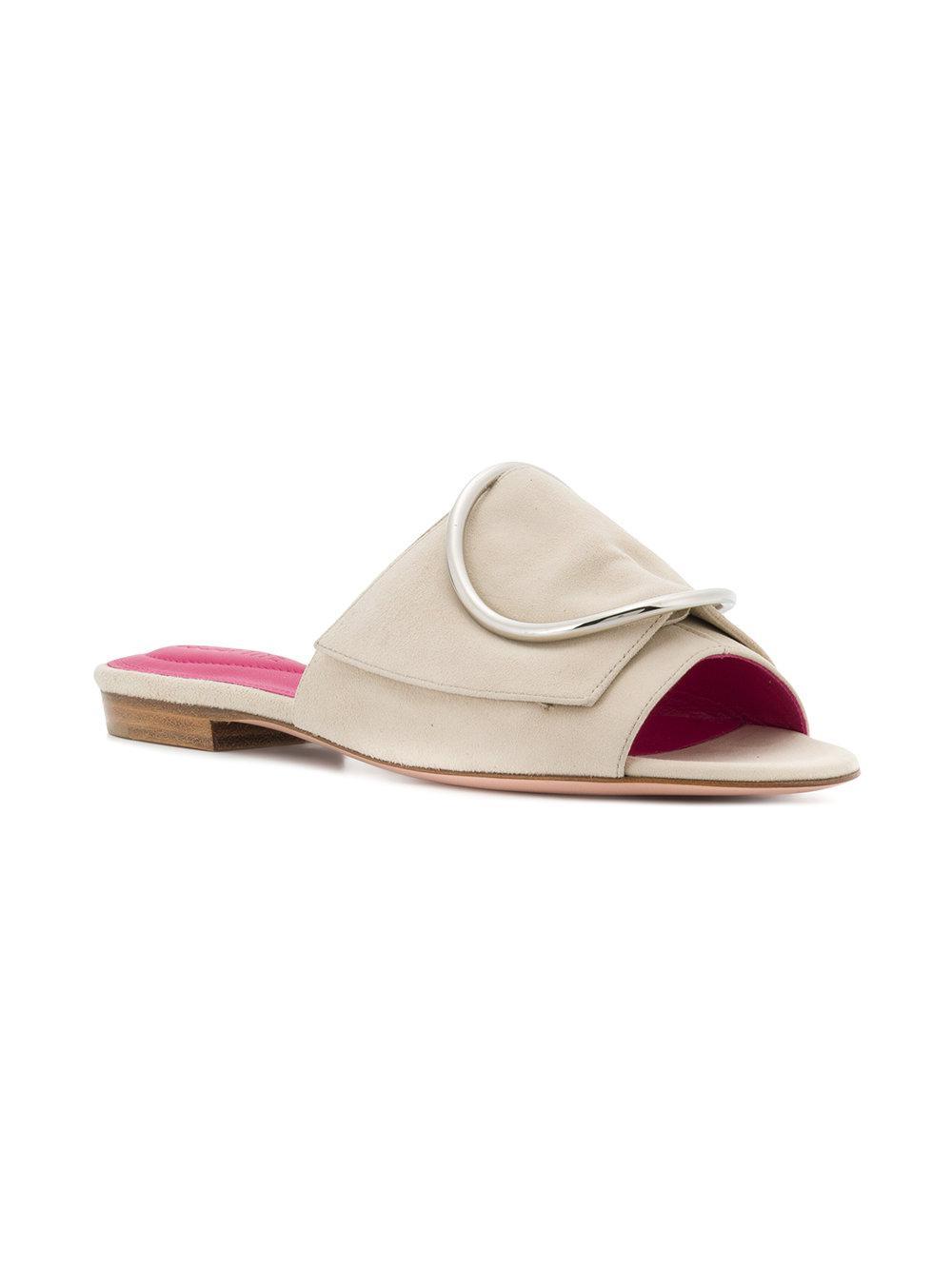 Oscar Tiye Sade sandals - Nude & Neutrals farfetch Asombroso Tienda De Descuento Aclaramiento Mejor Tienda A Comprar Venta Más Reciente Comprar Barato Éxito De Ventas zMrkgeT