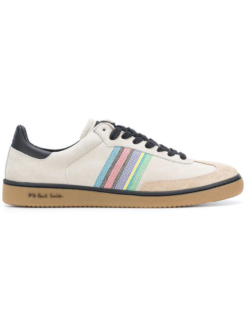 Paul SmithSide stripes sneakers