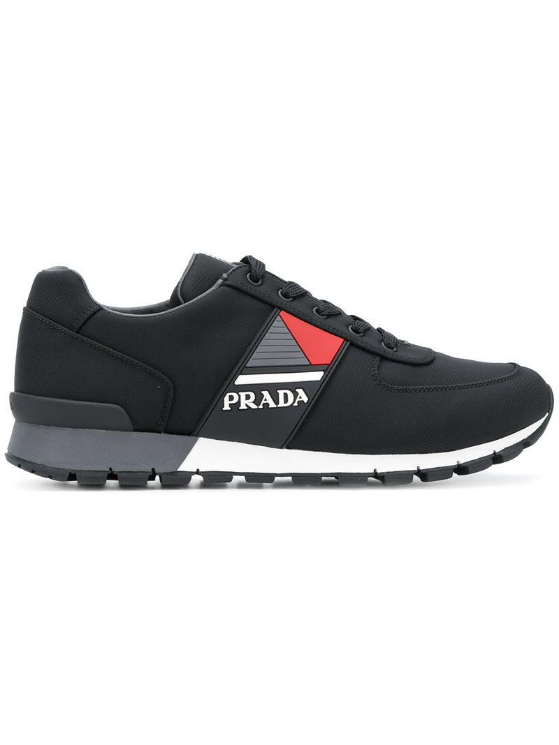meet 468d1 0436d prada-Black-Logo-Panel-Tech-Sneakers.jpeg