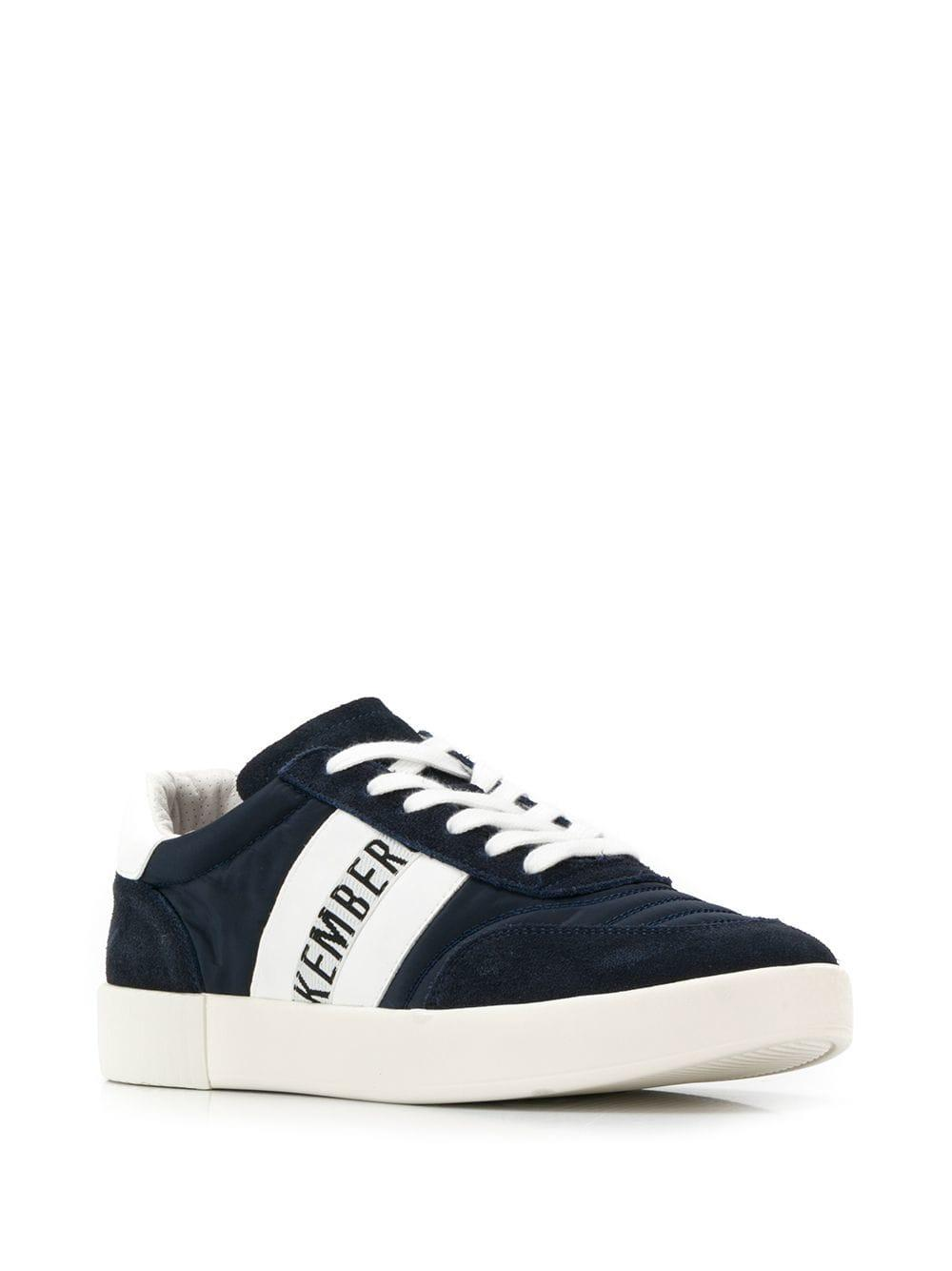 Top Dirk Bikkembergs Men In Sneakers Lyst Lo Brand Classic For Blue cL35Rq4jA