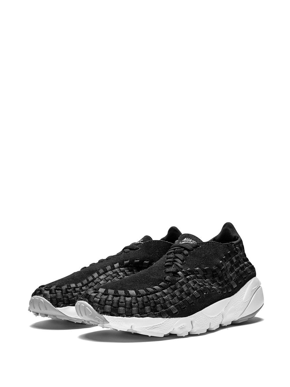 136f6d96961b Lyst - Nike Air Footscape Woven Nm Sneakers in Black for Men
