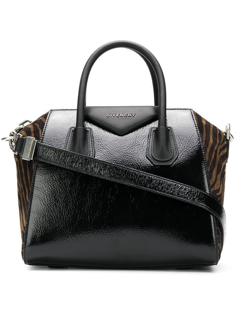 Givenchy - Black Antigona Tote - Lyst. View fullscreen 8c58424fa8
