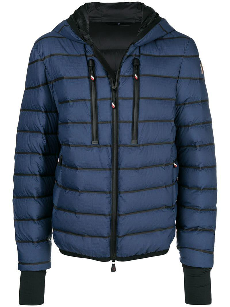 0c31f96f6ee6e Moncler Grenoble Padded Jacket in Blue for Men - Save 3% - Lyst