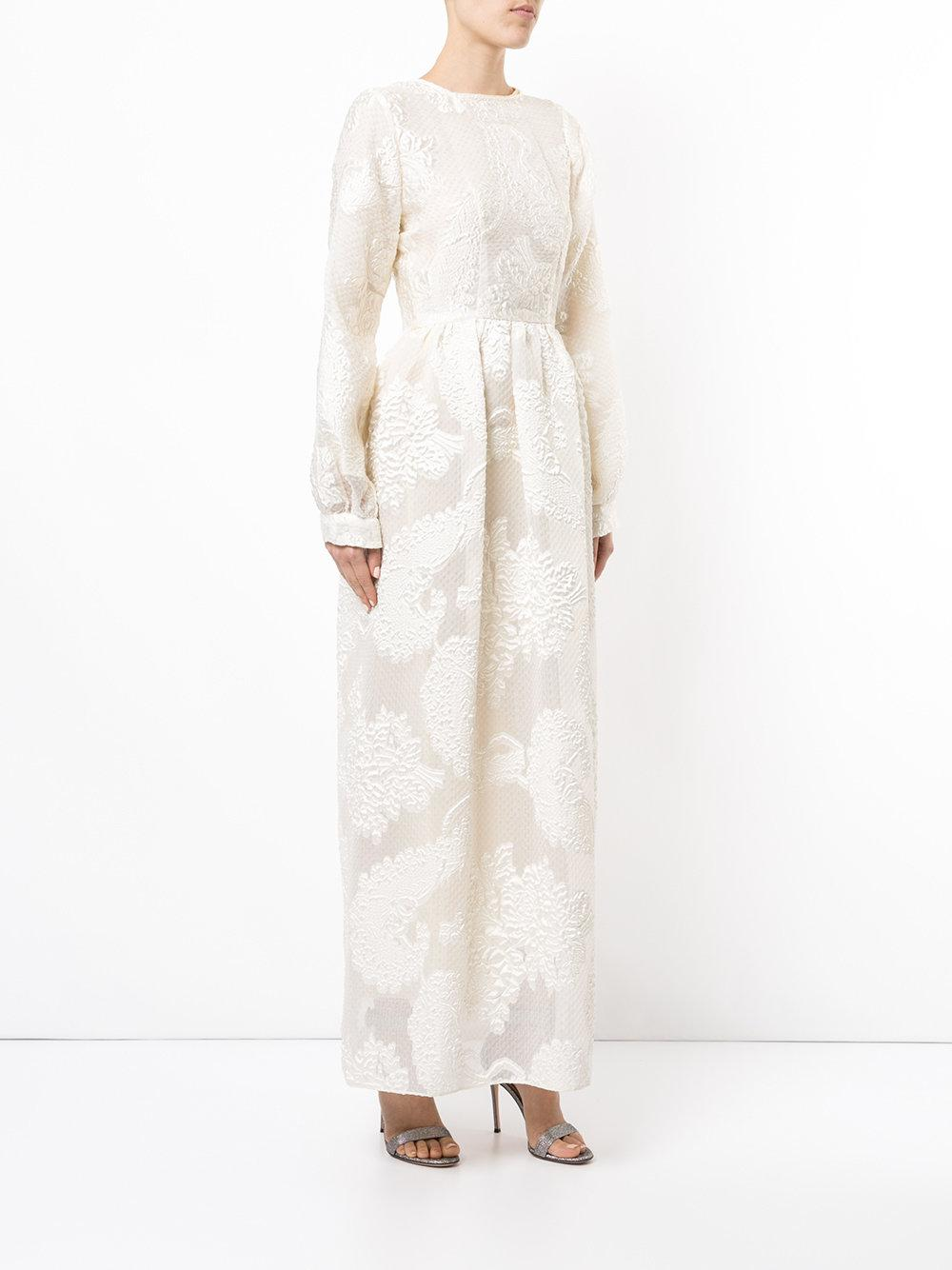Lyst - Bambah Valentine Gown in White