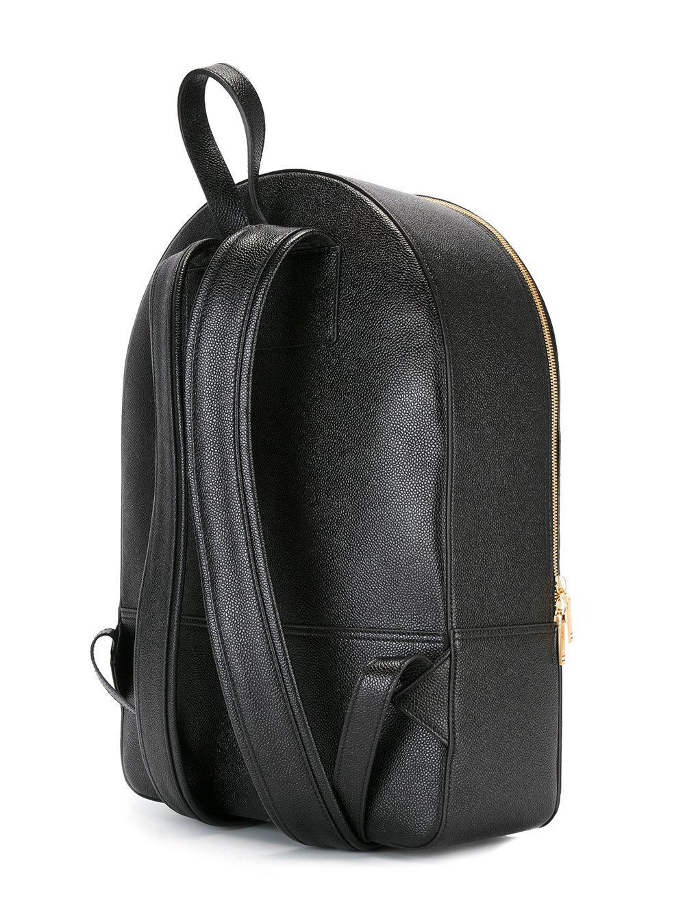 c30ae5b0ea Lyst - Thom Browne Diagonal Stripe Backpack in Black for Men