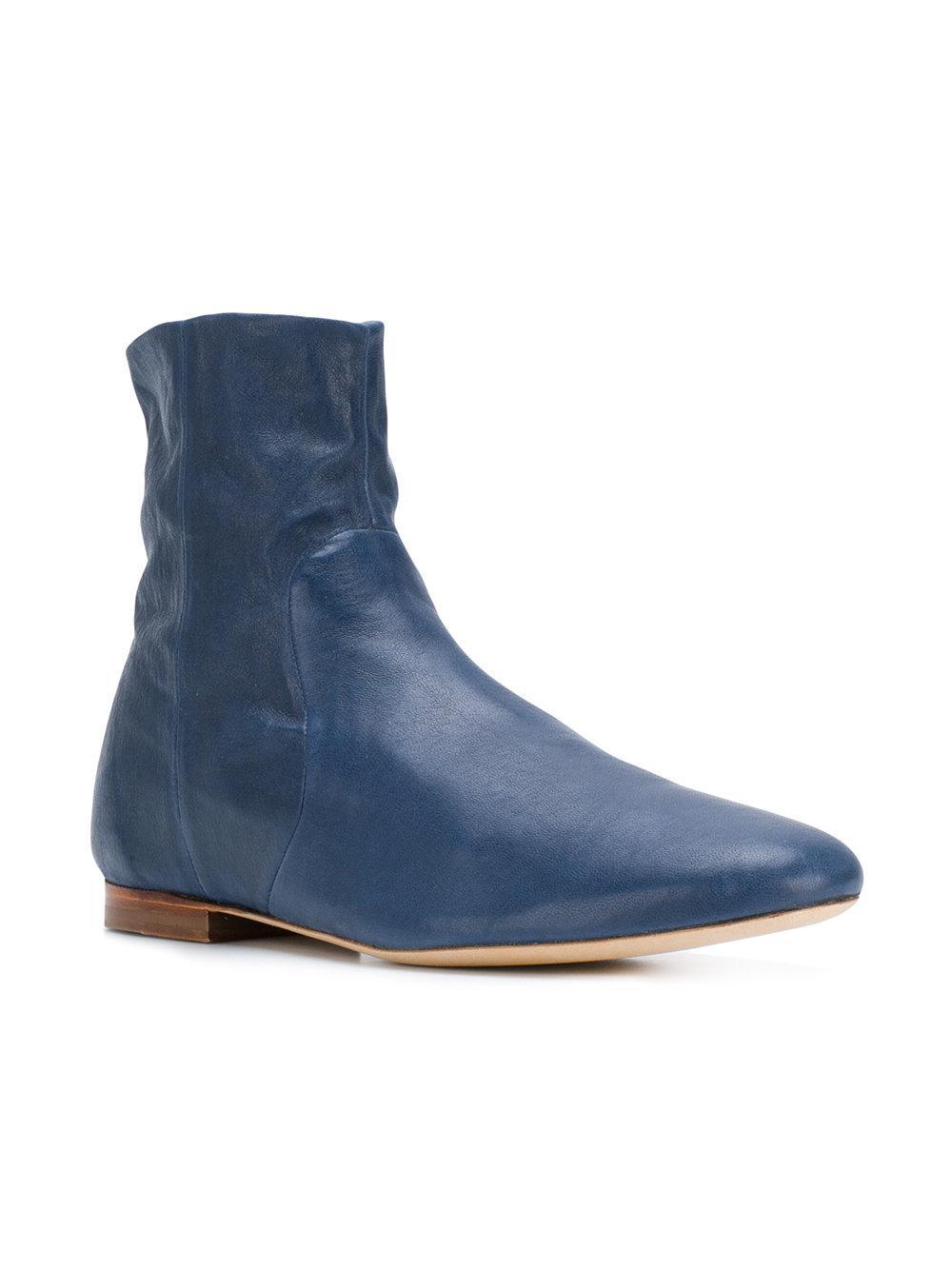 Lyst - Bill boots Stouls en coloris Bleu 7d2b9343ba1