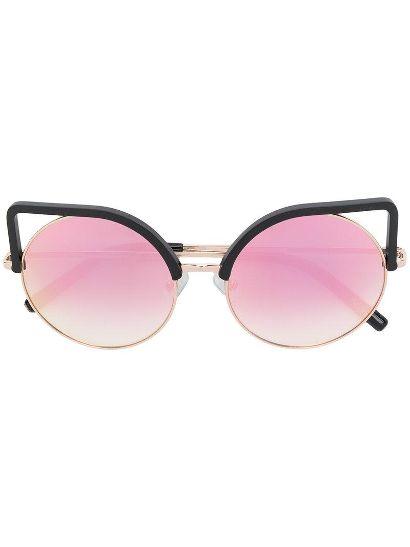 Recommend For Sale Clearance Order Matthew Williamson exaggerated cat eye sunglasses Discount Reliable Countdown Package Sale Online Popular Online FYzi1WJfN