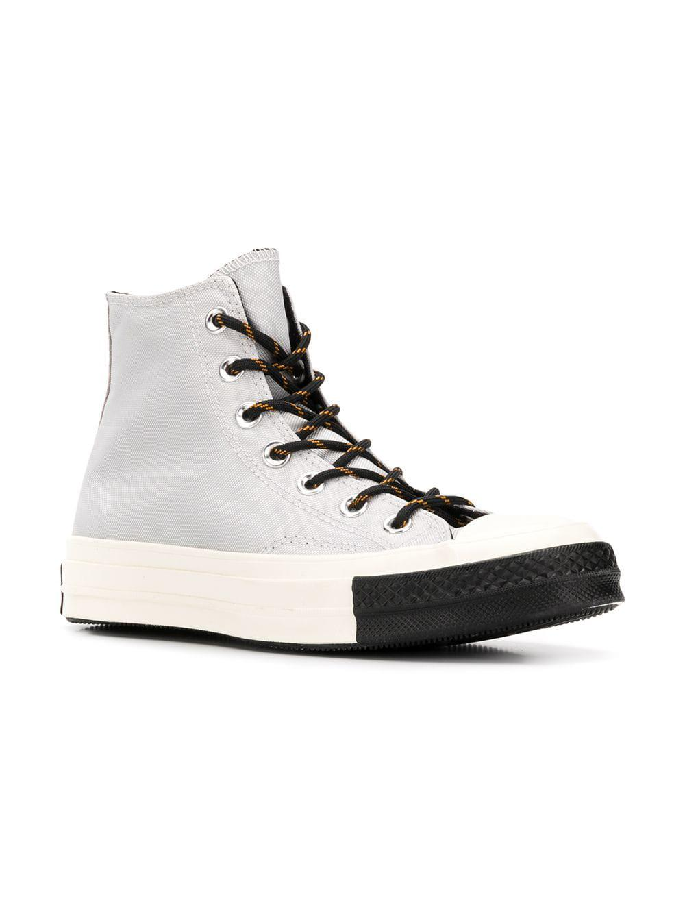 9c99352c7197d1 Converse - Gray Chuck 70 High-top Sneakers - Lyst. View fullscreen