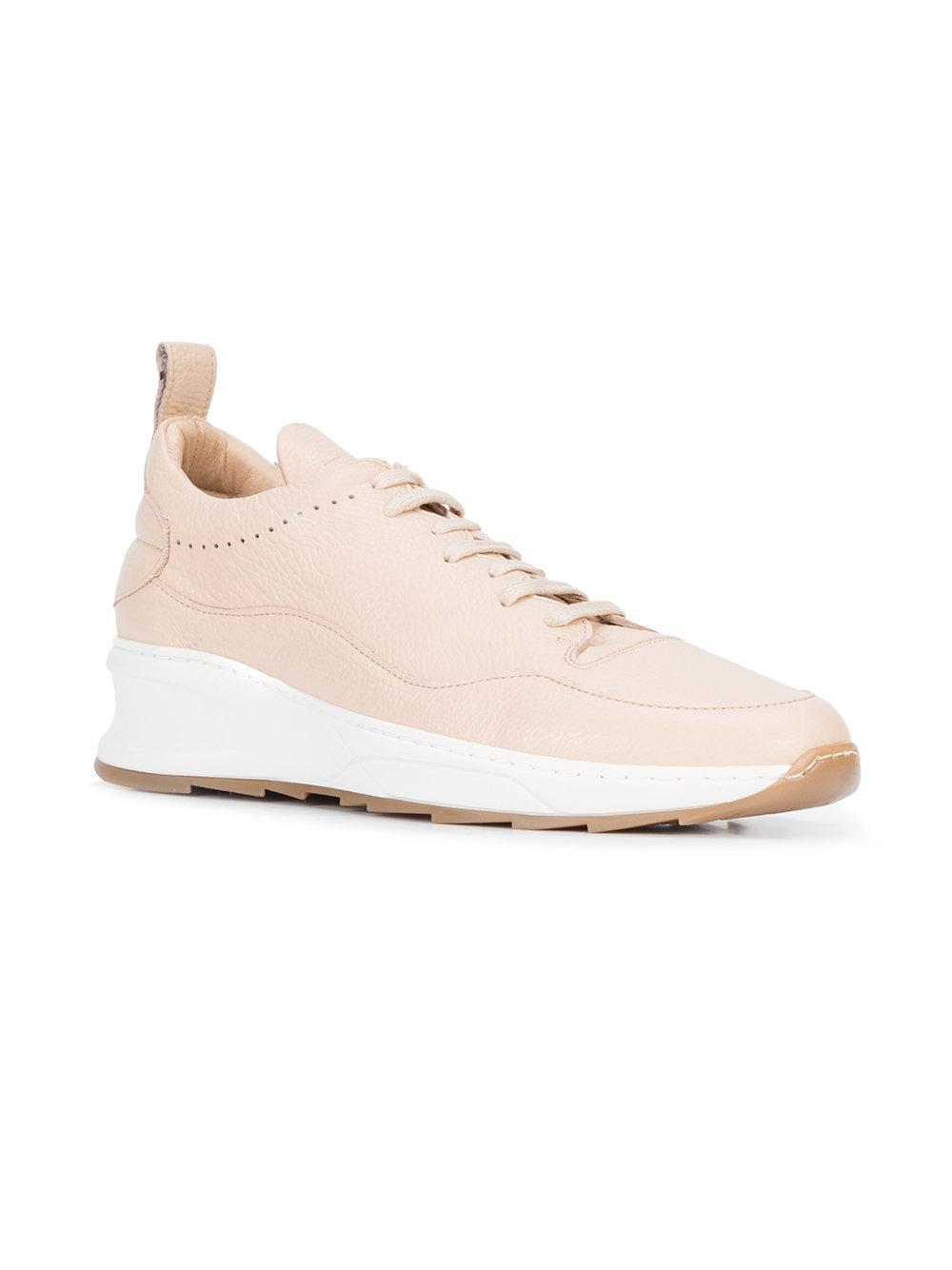 flatform sneakers - Nude & Neutrals Filling Pieces