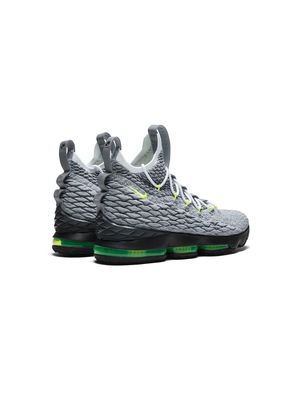4db2528eae2fe Lyst - Nike Lebron 15 Ksa Sneakers in Gray for Men