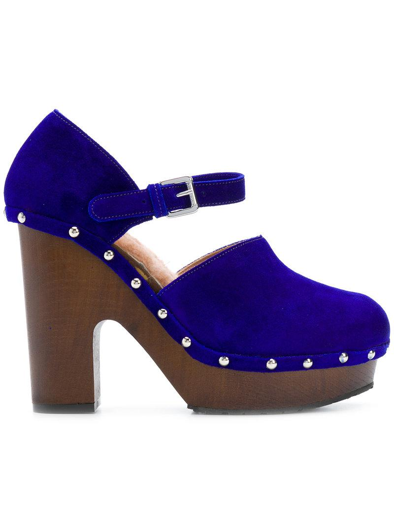 L Autre Chose Studded platform pumps Brand New Unisex For Sale Outlet 100% Guaranteed From China Free Shipping Low Price Discount Visit New IC1QmIzP6