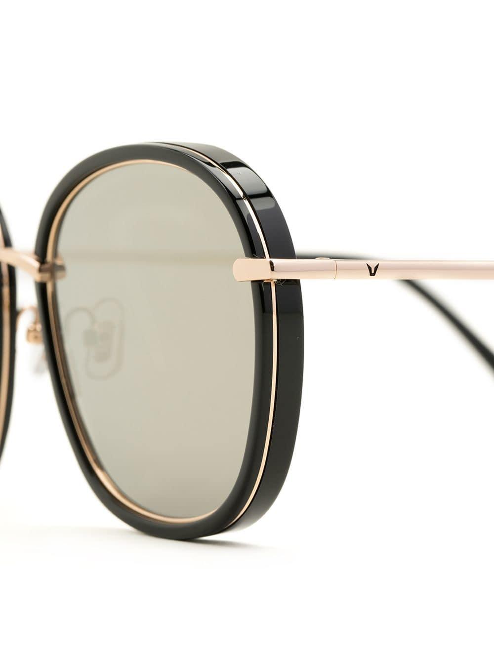 0538c1cfb88 Gentle Monster - Black Mad Crush Sunglasses - Lyst. View fullscreen