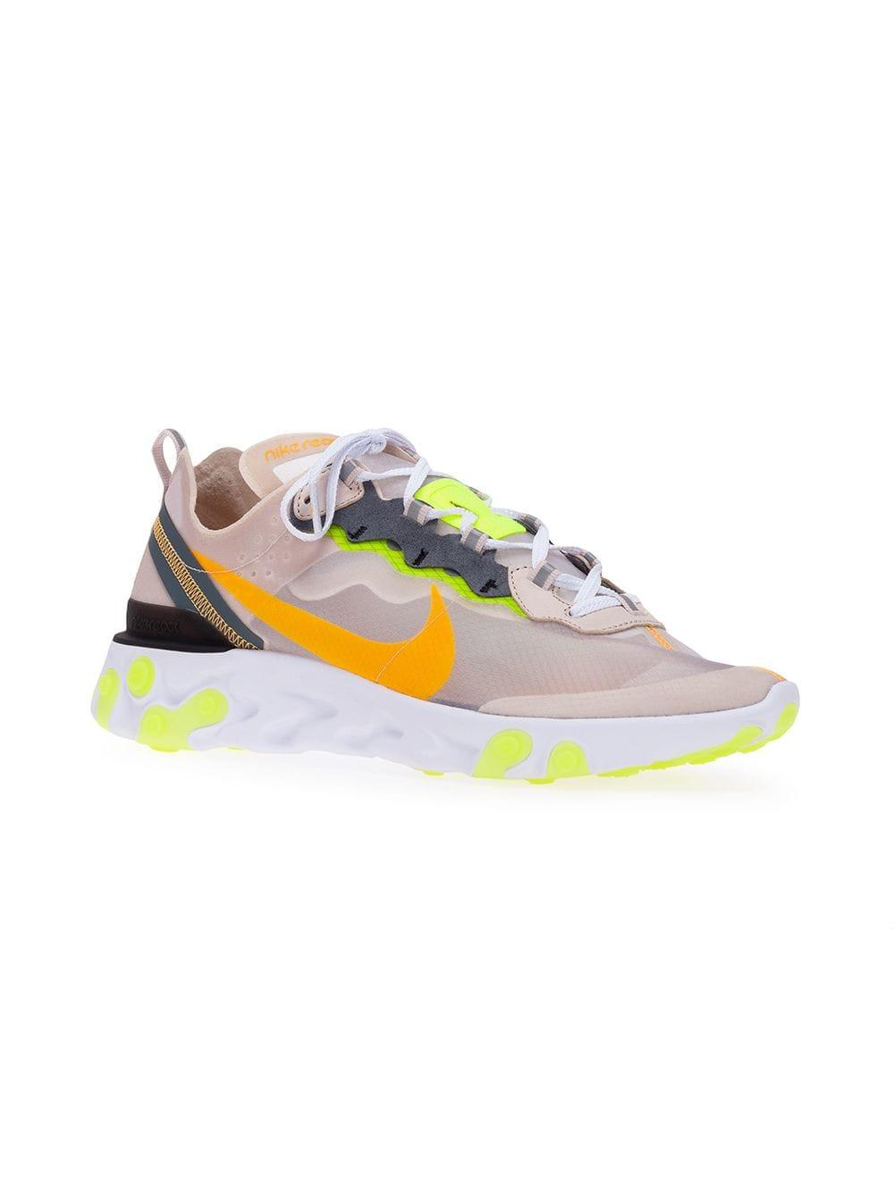 c73fff62b59b Lyst - Nike React Element 87 Sneakers for Men