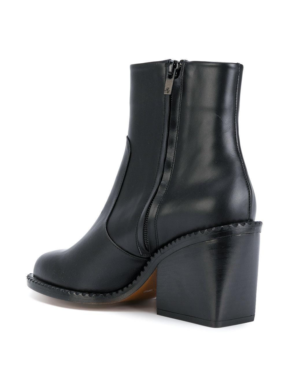 Mayan ankle boots - Black Robert Clergerie JEEreEapG