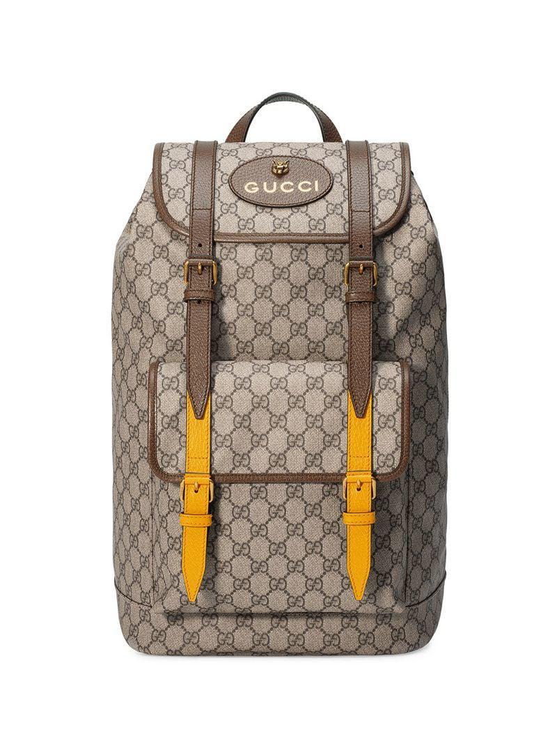 Lyst - Sac à dos Soft GG Supreme Gucci pour homme c2a1e75e85f