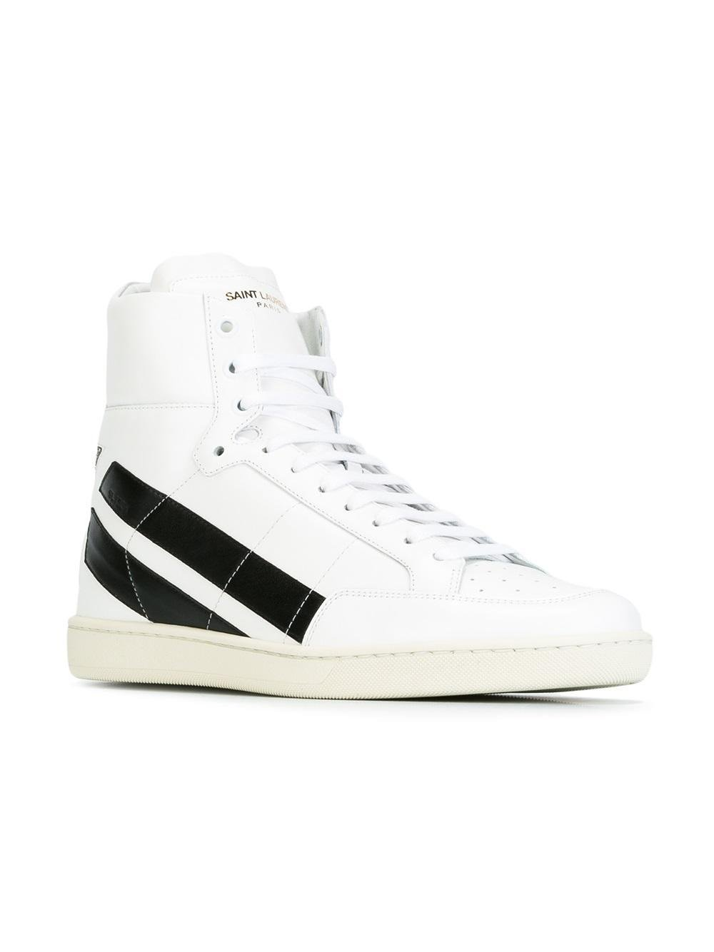 4ee88c4712a4 Gallery. Previously sold at  Farfetch · Men s Saint Laurent Court Classic  ...
