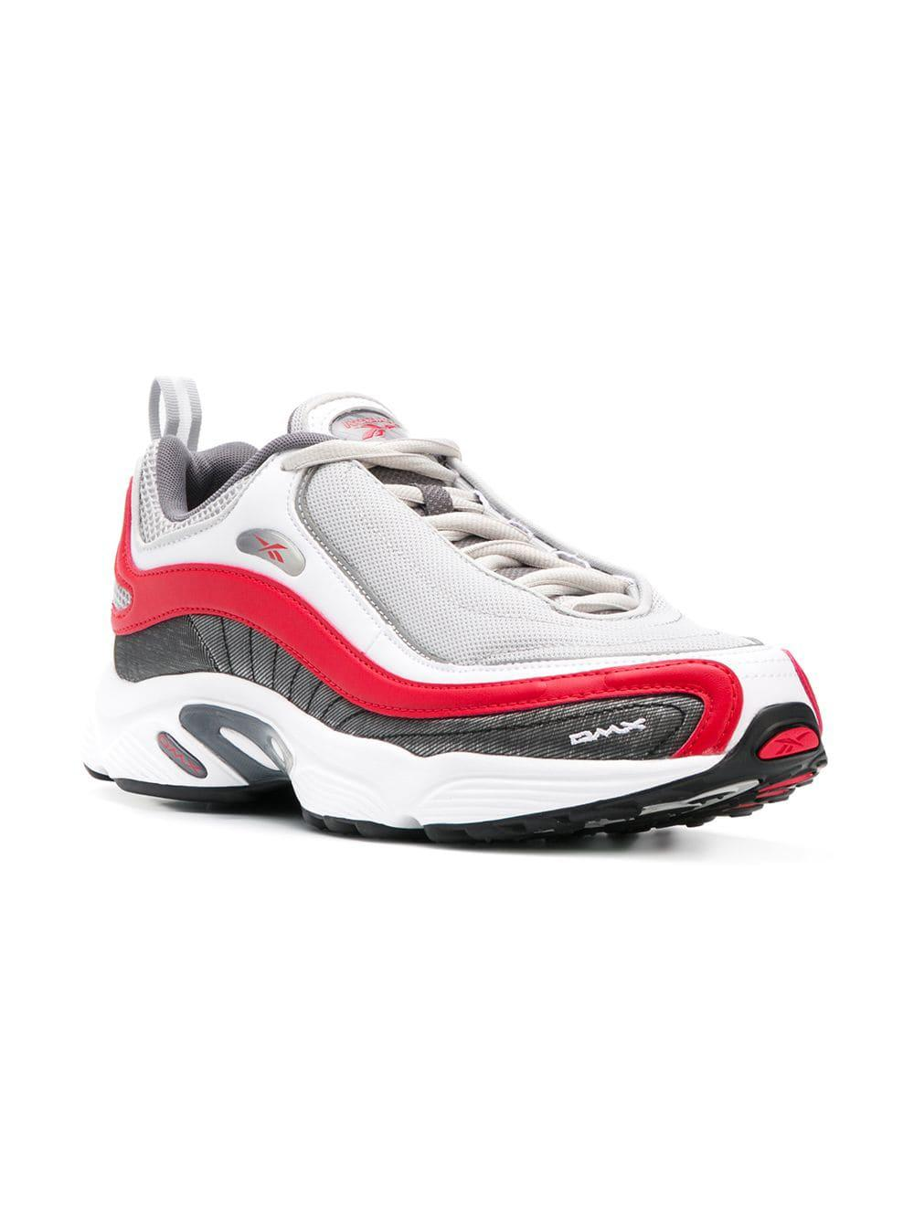 Lyst - Reebok Daytona Dmx Sneakers in Gray for Men 4dd3cab00