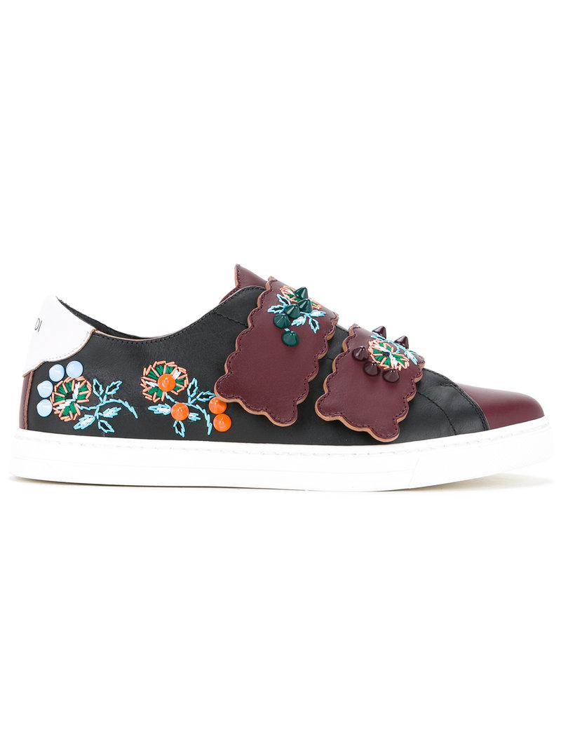 Fendi Patch sneakers FBC7jgc