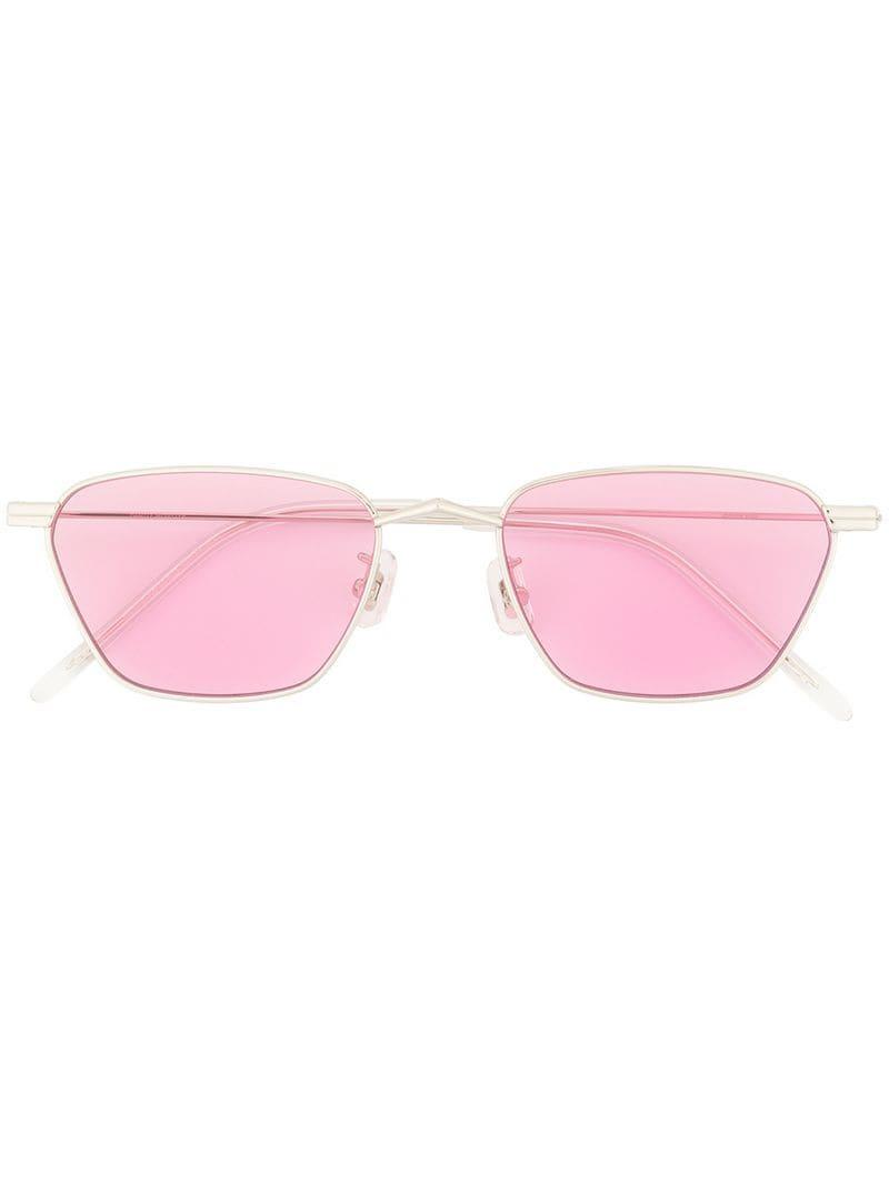 e3d70a2464 Lyst - Gentle Monster Chrome Sunglasses in Pink
