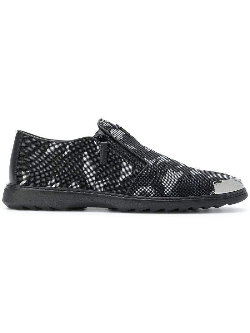 Giuseppe ZanottiCamouflage Cooper sneakers UXP2AN