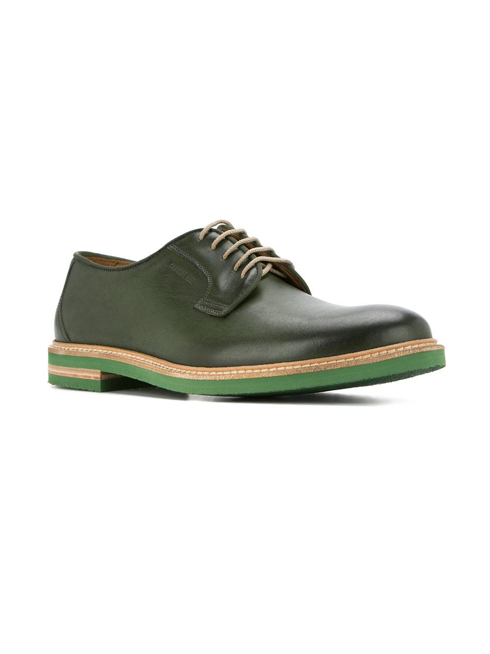 Derby shoes - Green Cerruti