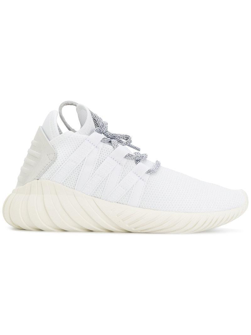 lyst adidas tubulare dawn scarpe bianche