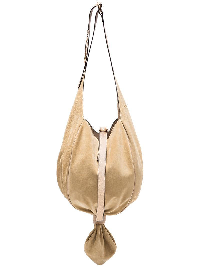 Knot suede hobo bag J.W.Anderson SnjqJIjY3R