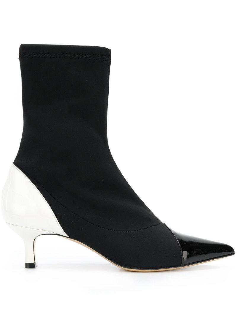 Aldo Colour block sock boots R4RUO62H