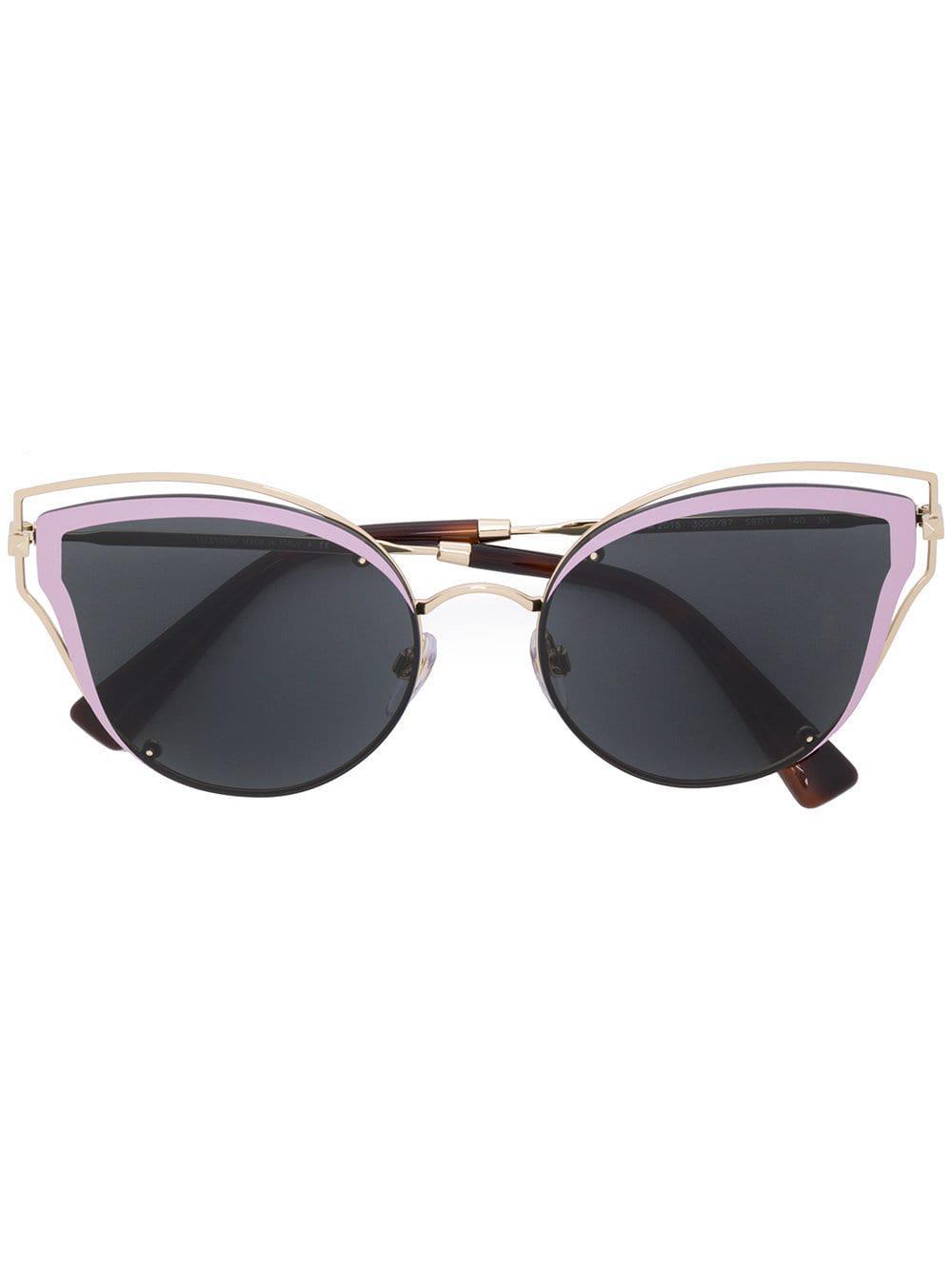 d8349be53a Valentino Eyewear Valentino Garavani Rockstud Embrace Sunglasses in ...