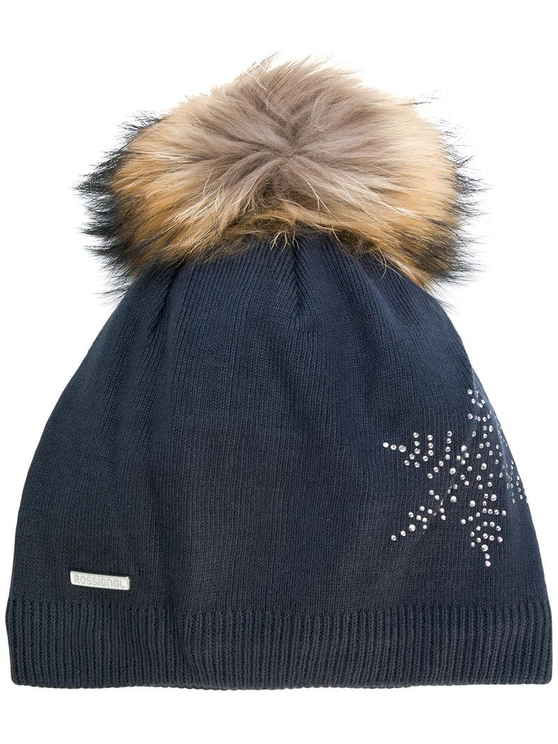 Zack beanie hat - Grey Rossignol QwQpg